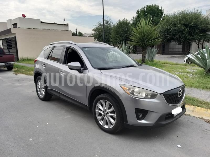 Mazda CX-5 2.0L i Grand Touring usado (2015) color Blanco precio $240,000
