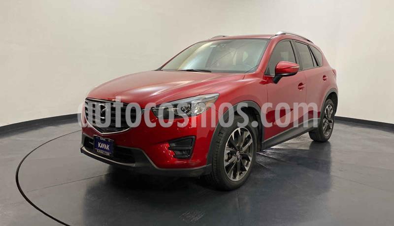 Mazda CX-5 2.5L S Grand Touring 4x2 usado (2016) color Rojo precio $304,999