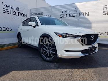 Mazda CX-5 2.5L S Grand Touring usado (2018) color Blanco Perla precio $430,000