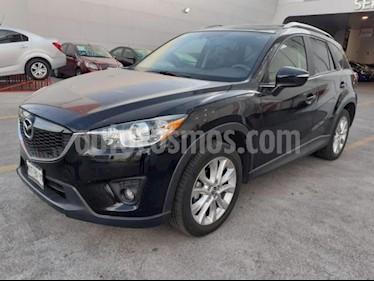 Mazda CX-5 5P GRAND TOURING S L4/2.5 AUT usado (2015) color Negro precio $275,000