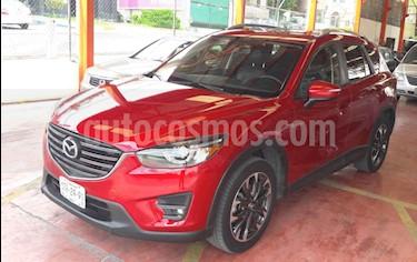Mazda CX-5 2.5L S Grand Touring 4x4 usado (2016) color Rojo precio $289,000
