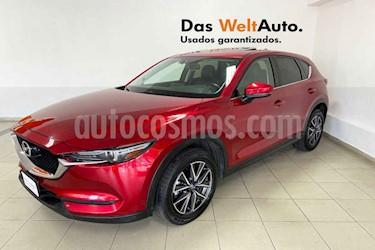 Mazda CX-5 2.5L S Grand Touring 4x2 usado (2018) color Rojo precio $389,995