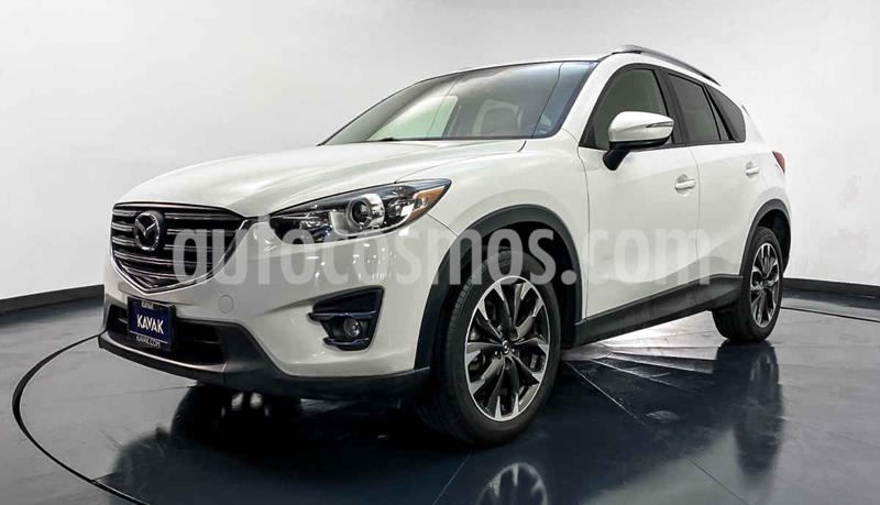 Mazda CX-5 2.0L i Grand Touring usado (2016) color Blanco precio $287,999