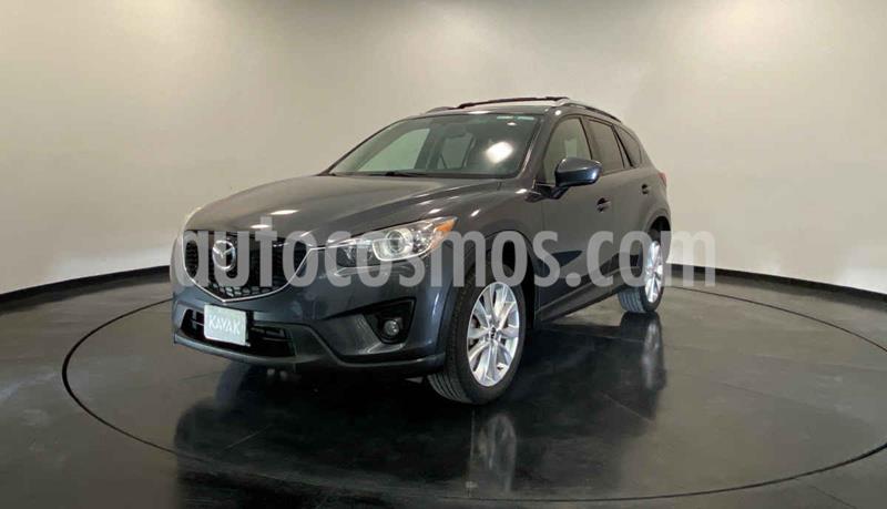 Mazda CX-5 2.0L i Grand Touring usado (2015) color Gris precio $239,999