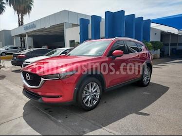 Mazda CX-5 2.5L T Signature usado (2019) color Rojo precio $465,000