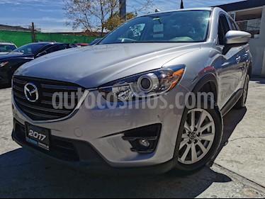 Mazda CX-5 2.0L i Sport usado (2017) color Plata Sonic precio $295,000