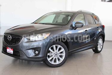 Mazda CX-5 2.0L i Grand Touring usado (2015) color Gris precio $225,000