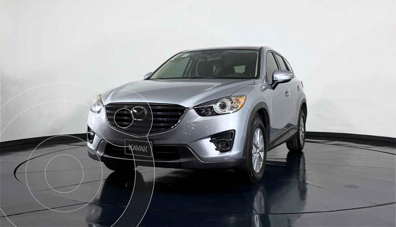 Foto Mazda CX-5 2.0L i usado (2016) color Plata precio $285,999