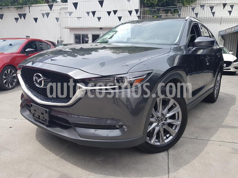 Mazda CX-5 2.5L T Signature usado (2020) color Gris Titanio precio $540,000