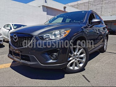 Mazda CX-5 2.0L i Grand Touring usado (2015) color Gris Meteoro precio $255,000