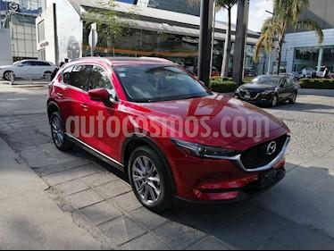 foto Mazda CX-5 2.5L S Grand Touring 4x2 usado (2019) color Rojo precio $465,000