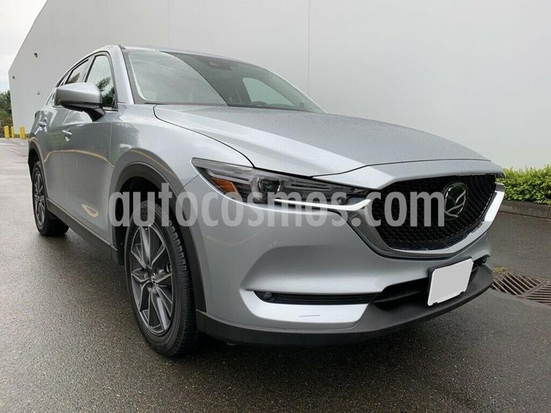 Mazda CX-5 2.5L S Grand Touring 4x2 usado (2018) color Gris precio $300,000