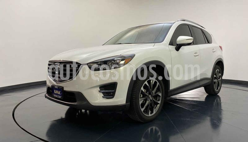 Mazda CX-5 2.5L S Grand Touring 4x2 usado (2016) color Blanco precio $304,999