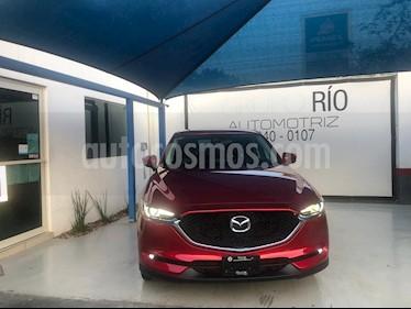 Mazda CX-5 2.5L S Grand Touring usado (2018) color Rojo precio $398,000