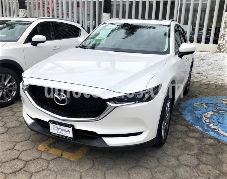 Mazda CX-5 2.5L T Signature usado (2019) color Blanco Perla precio $450,000