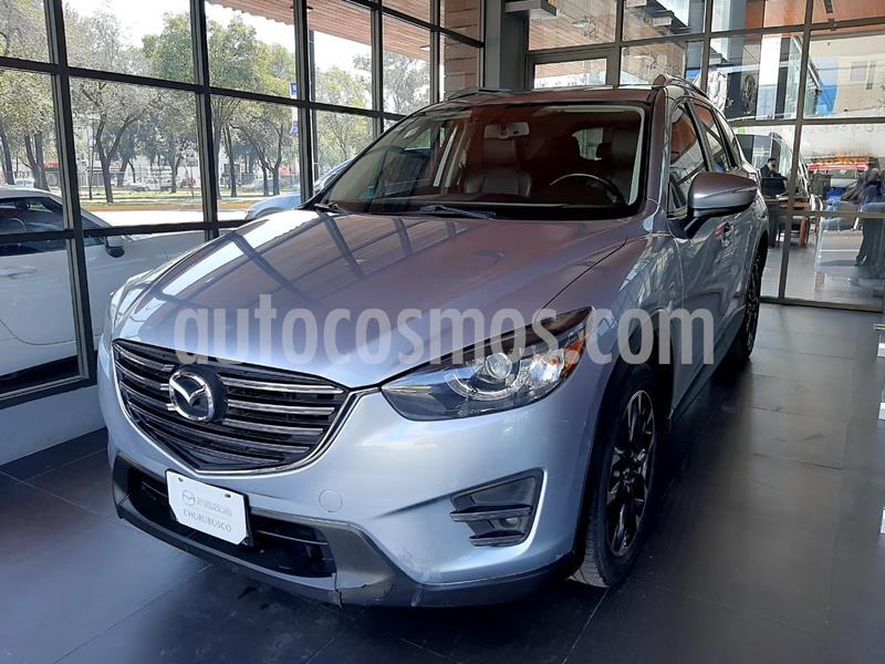 Mazda CX-5 2.5L S Grand Touring usado (2016) color Plata Sonic precio $255,000