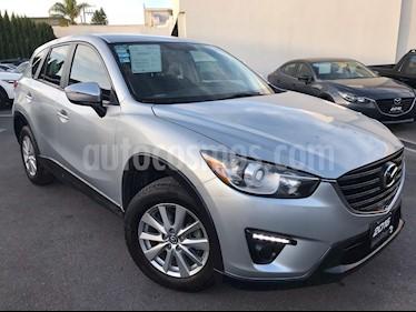 Mazda CX-5 2.0L i usado (2016) color Plata Sonic precio $230,000