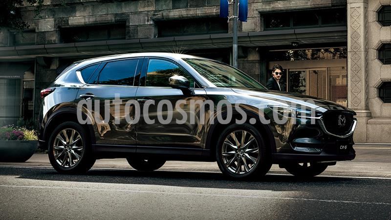 Mazda CX-5 2.5L S Grand Touring nuevo color Gris Titanio precio $559,900
