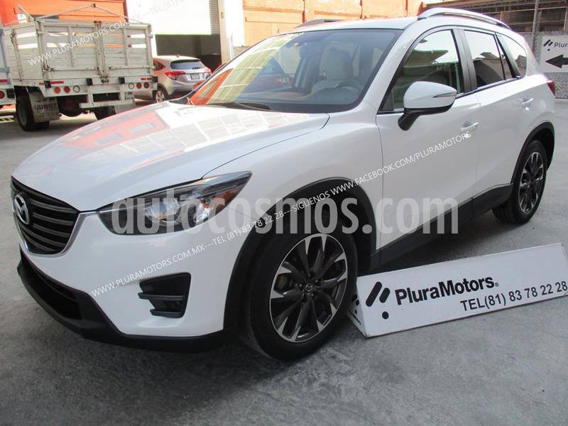 Mazda CX-5 2.5L S Grand Touring 4x2 usado (2016) color Blanco precio $284,000