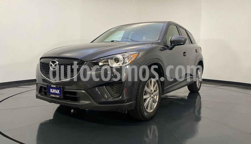 Mazda CX-5 2.0L i Sport usado (2015) color Gris precio $244,999