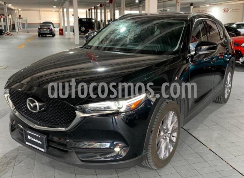 Mazda CX-5 2.5L S Grand Touring 4x2 usado (2019) color Negro precio $479,000