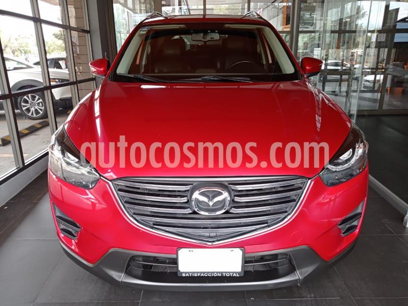 Mazda CX-5 2.5L S Grand Touring 4x2 usado (2017) color Rojo precio $310,000