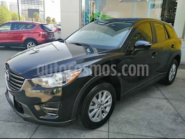Mazda CX-5 2.0L iSport usado (2016) color Negro precio $237,000