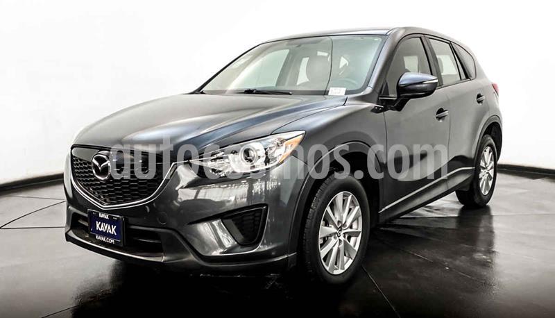 Mazda CX-5 2.0L i usado (2015) color Gris precio $227,999