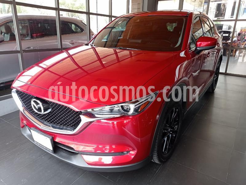 Mazda CX-5 2.5L T Signature usado (2020) color Rojo precio $539,000