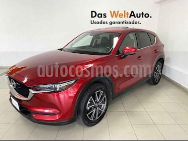 Mazda CX-5 2.5L S Grand Touring usado (2018) color Rojo precio $389,995