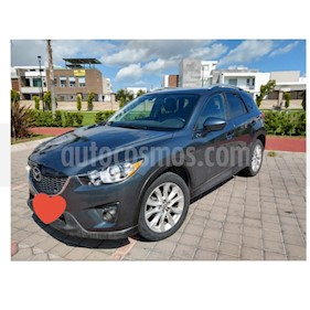 Mazda CX-5 i Grand Touring  usado (2013) color Gris Metropolitano precio $205,000