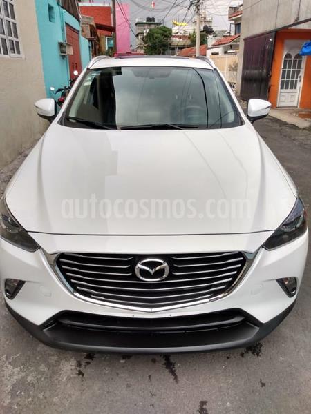 Mazda CX-5 2.0L i Grand Touring usado (2017) color Blanco Cristal precio $289,000