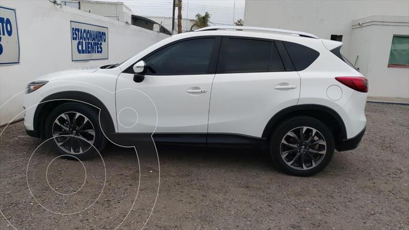 Mazda CX-5 5P I SPORT usado (2016) color Blanco precio $280,000
