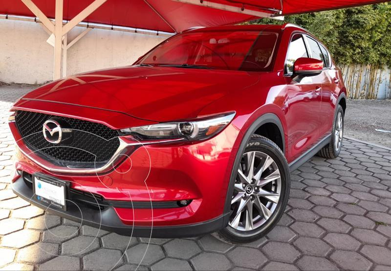 Mazda CX-5 2.5L T Signature usado (2019) color Rojo precio $450,000