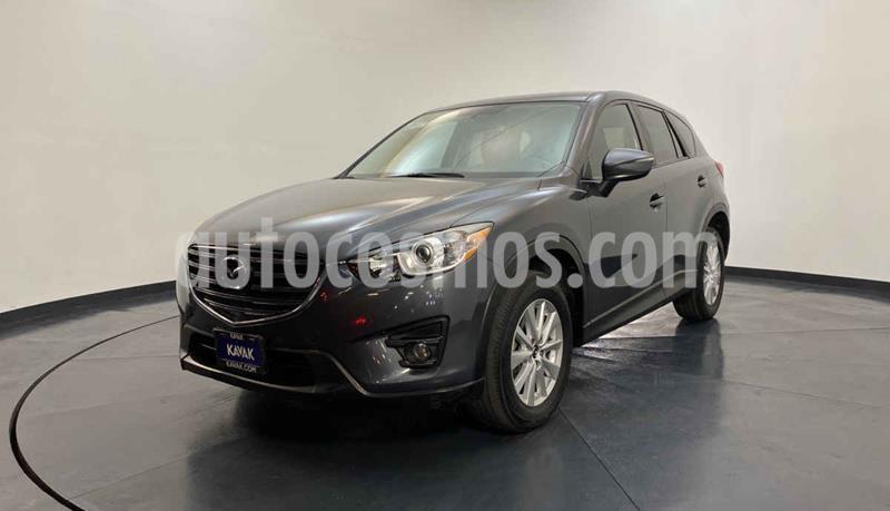 Mazda CX-5 2.0L i Grand Touring usado (2016) color Gris precio $262,999
