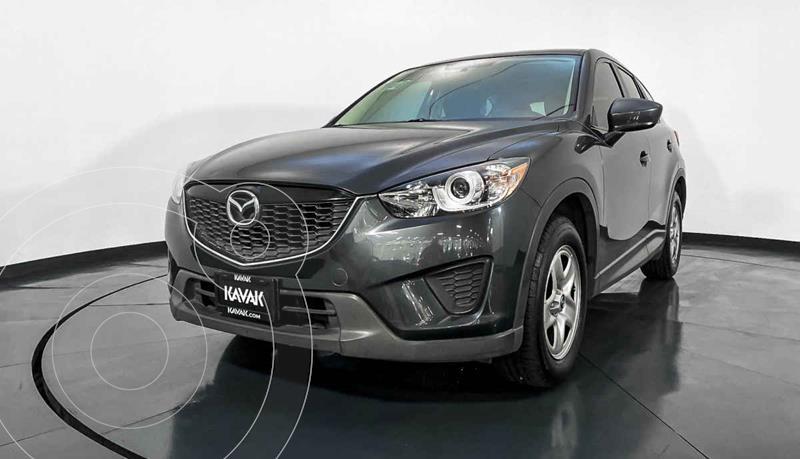 Foto Mazda CX-5 2.0L i Sport usado (2015) color Gris precio $219,999