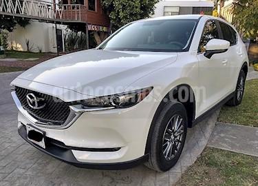 Mazda CX-5 2.0L iSport usado (2019) color Blanco precio $375,000