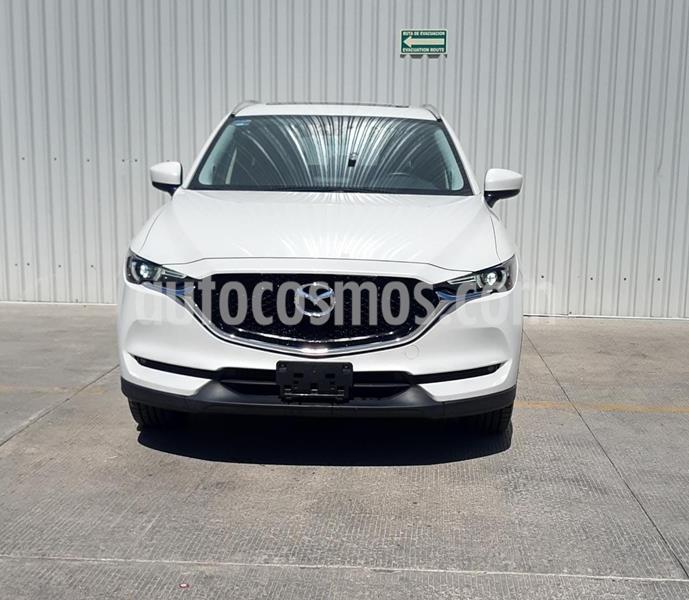 Mazda CX-5 2.5L T Signature usado (2019) color Blanco precio $489,000