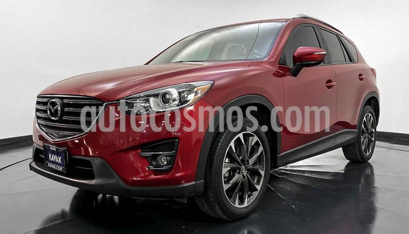 Mazda CX-5 2.0L i Grand Touring usado (2015) color Rojo precio $287,999