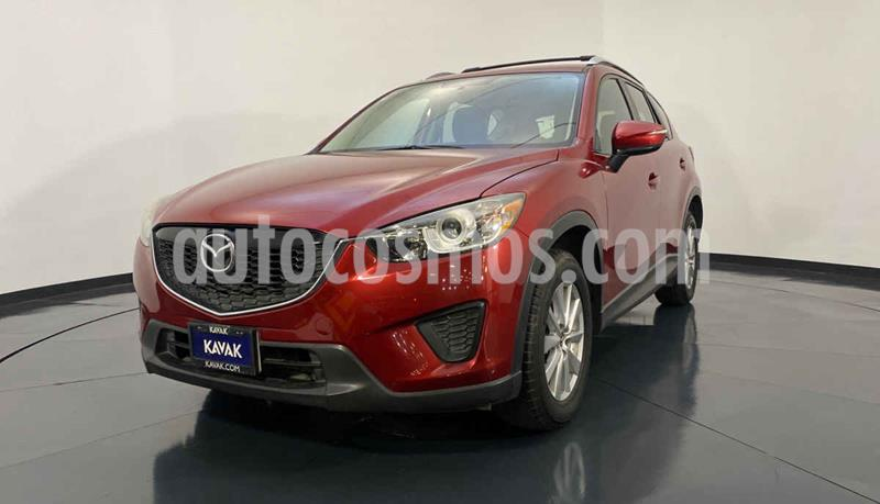 Mazda CX-5 2.0L i usado (2015) color Rojo precio $237,999