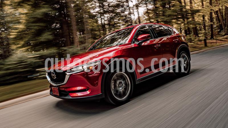 Mazda CX-5 2.5L T Signature nuevo color Rojo precio $609,900