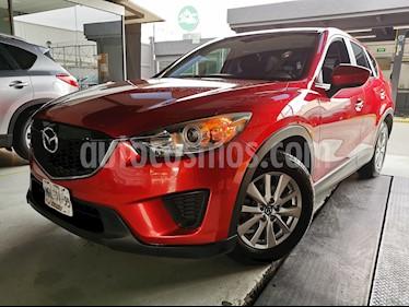 Mazda CX-5 2.0L i Sport usado (2014) color Rojo precio $205,000