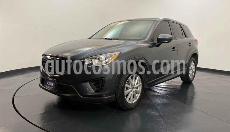 Mazda CX-5 2.0L i Grand Touring usado (2015) color Gris precio $214,999