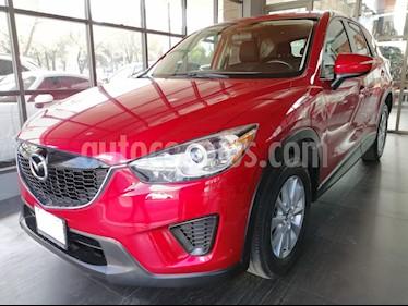 Mazda CX-5 2.0L i usado (2015) color Rojo precio $215,000