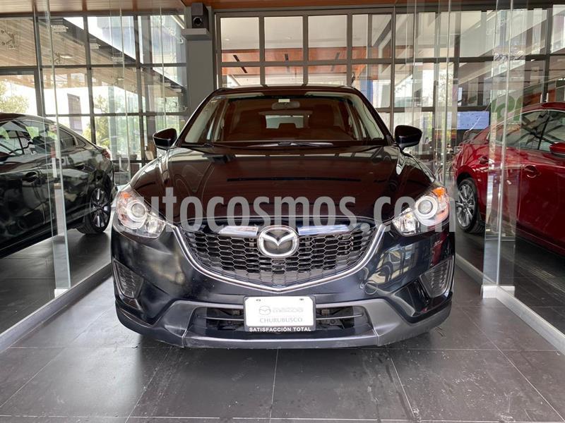 Mazda CX-5 2.0L i usado (2014) color Negro precio $180,000