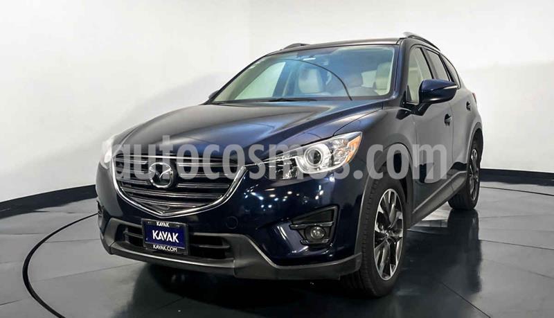 Mazda CX-5 2.0L i Grand Touring usado (2016) color Azul precio $289,999