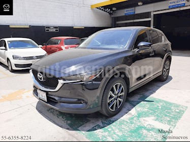 Mazda CX-5 2.5L S Grand Touring 4x2 usado (2018) color Negro precio $391,000