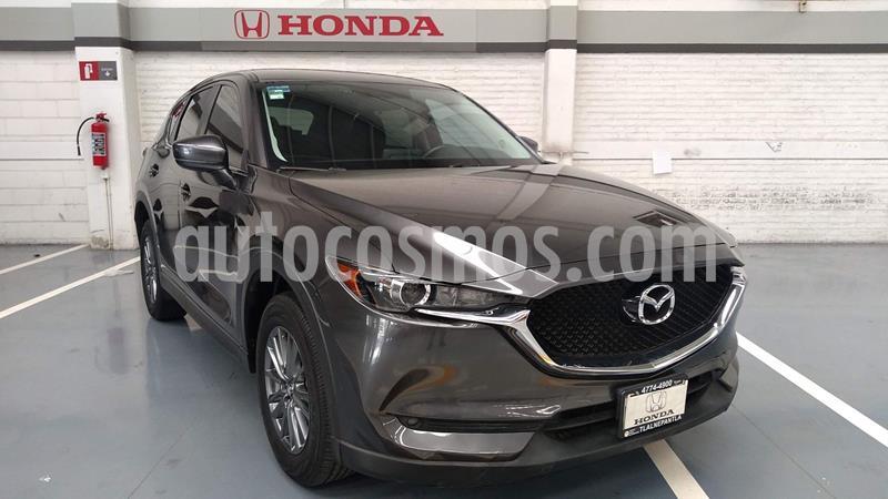 Mazda CX-5 2.0L i Sport usado (2018) color Gris precio $343,000