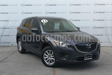 Mazda CX-5 2.0L i Sport usado (2014) color Negro precio $230,000