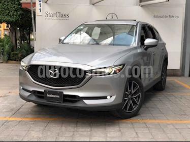 Mazda CX-5 2.5L S Grand Touring 4x2 usado (2018) color Plata precio $375,000